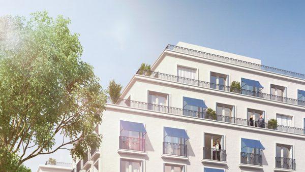 Kampagne Immobilienvermarktung