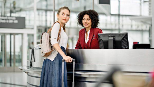 Einheitliches Unternehmensbild durch das Corporate Shooting des Flughafen München